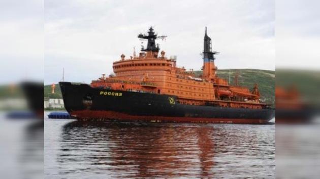 Termina expedición de salvamento en el Ártico