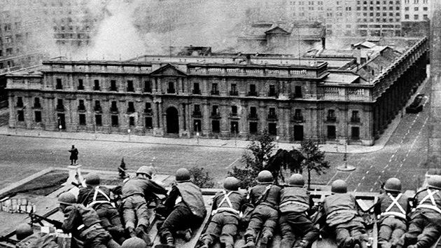 40 años del golpe militar en Chile: El nacimiento de la dictadura en fotos