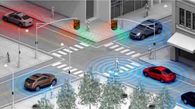 Los teléfonos inteligentes se dedicarán a salvar la vidas de los peatones