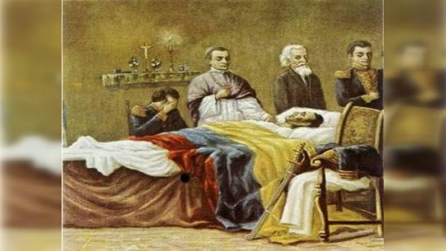 Se exhuman restos de hermanas de Simón Bolivar