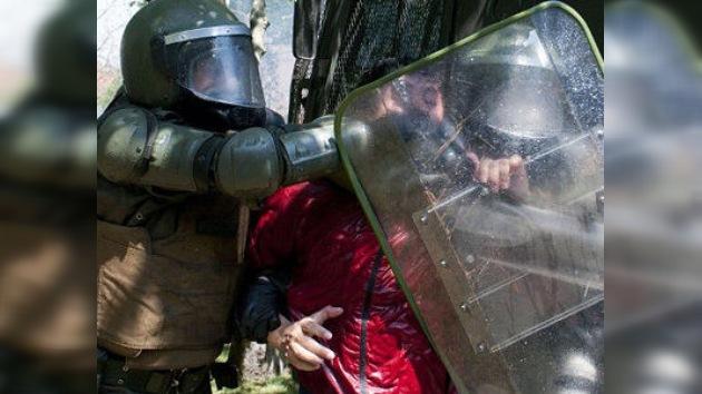 Las protestas estudiantiles no dan tregua en Chile