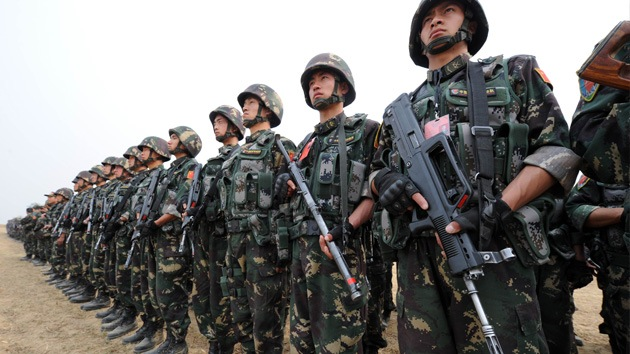 El Ejército chino, en estado de alerta por tensión en Corea