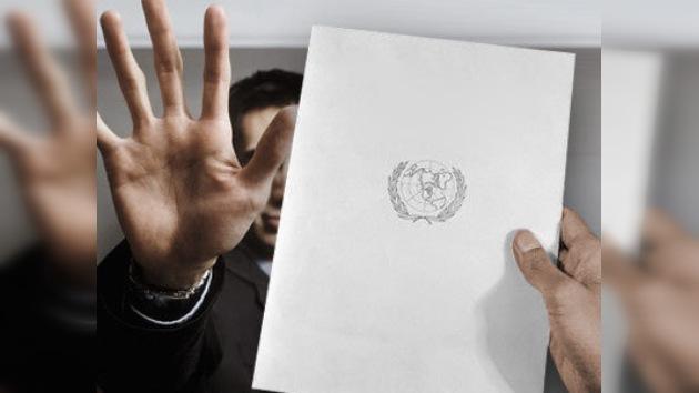 Israel se niega a aceptar la declaración de la ONU sobre no proliferación