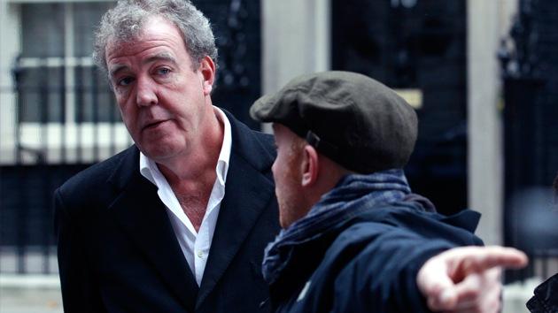 ¿El presentador de 'Top Gear' será 'quemado' en la hoguera?
