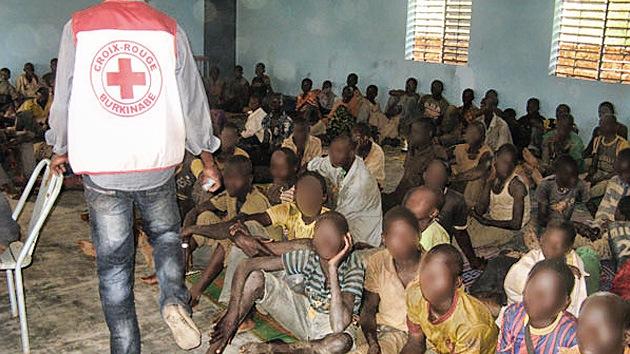 Liberan a casi 400 niños esclavos en África