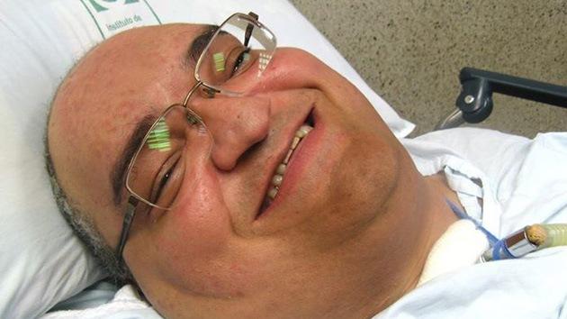 Un brasileño con parálisis vive una vida plena e instruye cómo disfrutarla