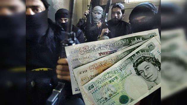 Reino Unido patrocina a la oposición siria