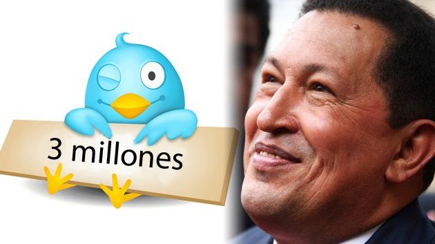 Mandatario venezolano bate récord de popularidad en Twitter