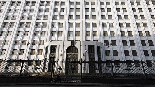 Moscú: Las acusaciones de que Rusia derribó un avión ucraniano son absurdas