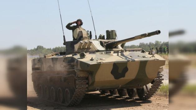 Rusia ocupa el séptimo puesto del mundo en gastos militares
