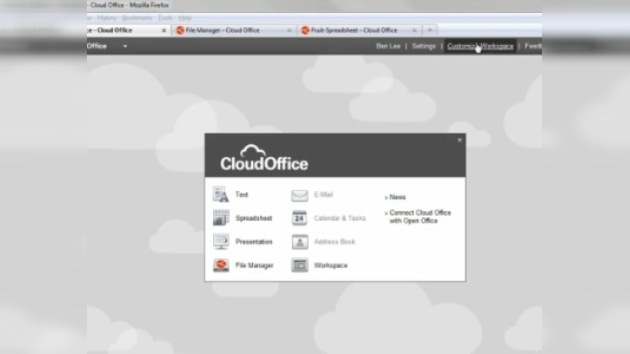 Oracle presentará un paquete rival de Google Docs