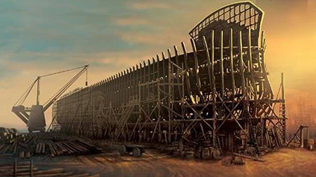 EE.UU.: Réplica del Arca de Noé albergará un parque de atracciones
