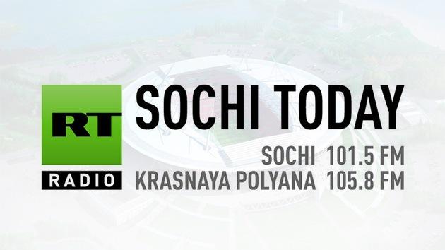 RT lanza Sochi Today, la primera emisora en inglés de la ciudad olímpica