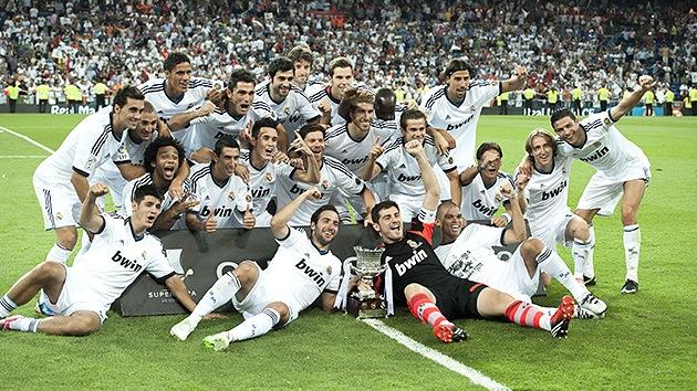 Un Real Madrid arrollador pasa por encima del Barcelona y conquista la Supercopa