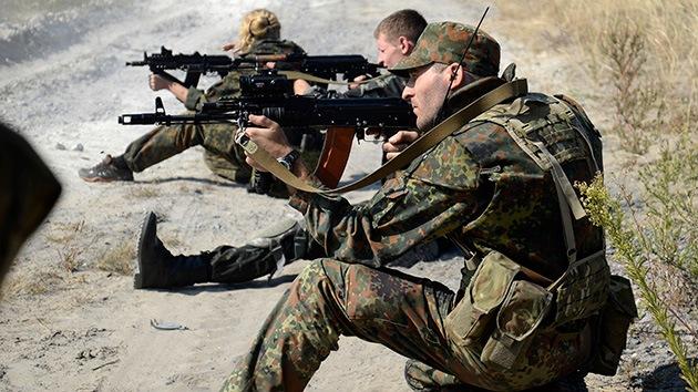 EE.UU. elabora un programa para el suministro de ayuda militar letal a Ucrania