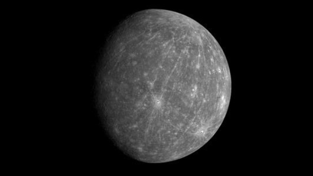 Encuentran los restos de los últimos procesos tectónicos en el lado oscuro de la Luna