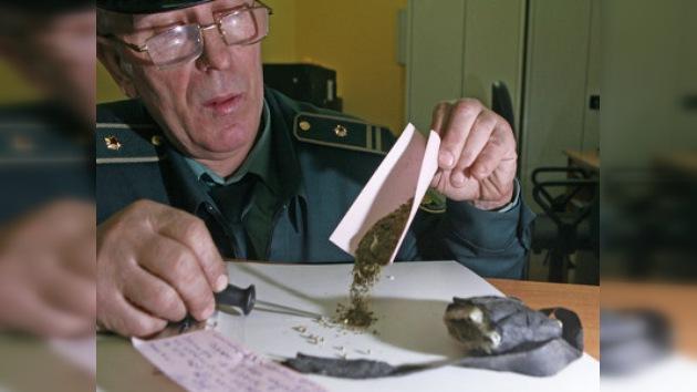 En Rusia cada día unas 80 personas mueren a causa de las drogas