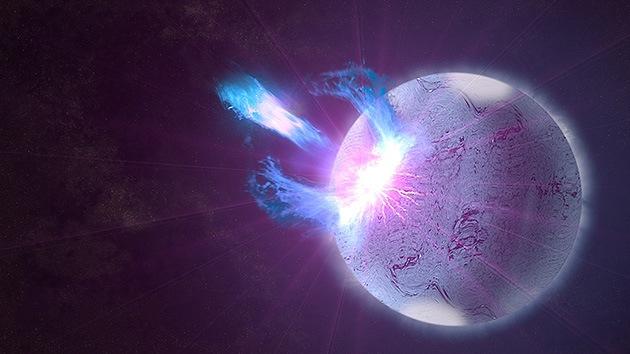 La NASA registra el rarísimo fenómeno del 'terremoto estelar'