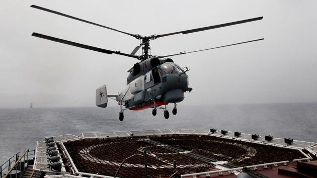 Fotos: Rusia y China realizarán ejercicios navales conjuntos anualmente