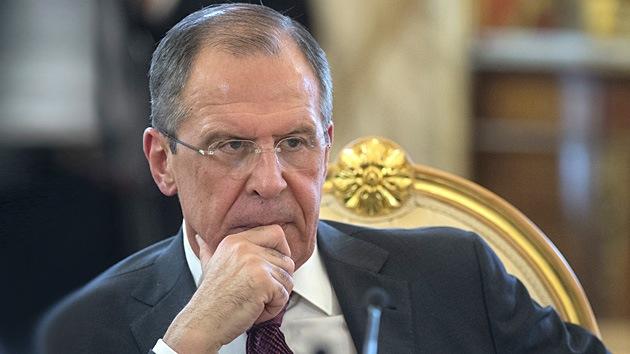 Lavrov: El referéndum en Crimea es coherente con la Carta de la ONU