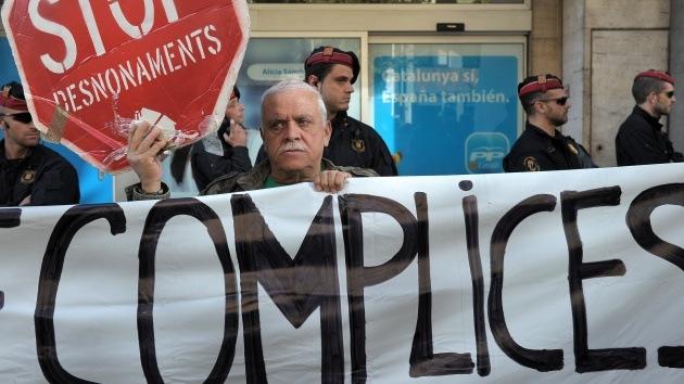 España: Cuarto suicidio por los desahucios en dos días