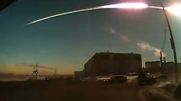 """Expertos españoles: """"Pueden caer meteoritos casi todo el año"""""""