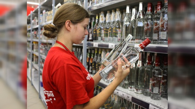 El consumo de alcohol estará prohibido hasta los 21 años de edad