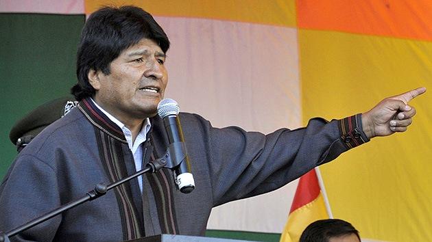 """Evo Morales sobre el bloqueo de su avión: """"Es una humillación a todo el continente"""""""