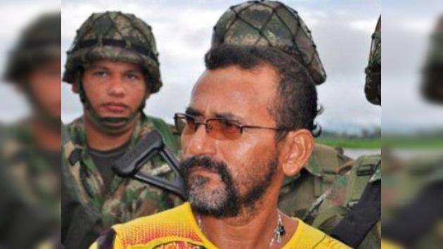 Capturan al guerrillero de las FARC que secuestró a Íngrid Betancourt