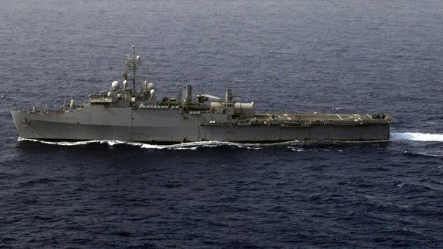 La Marina de EE.UU. despliega su primera arma láser en el golfo Pérsico