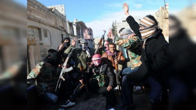 La oposición siria crea un Consejo Militar para consolidar sus fuerzas