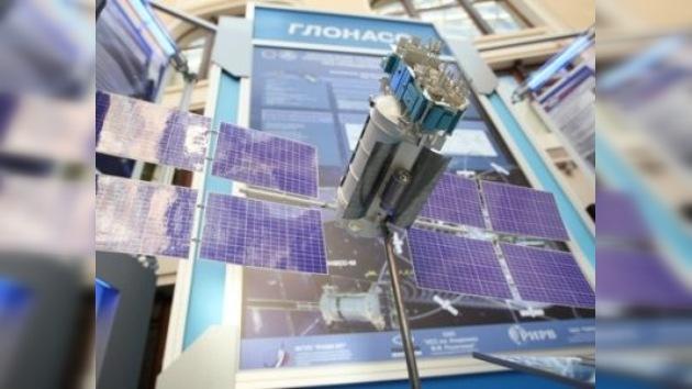 Siete satélites Glonass completarán la agrupación orbital en 2011