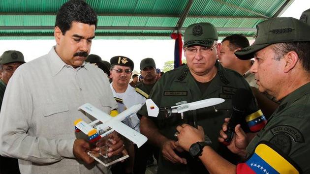 Los drones Arpía entran al servicio del Ejército de Venezuela