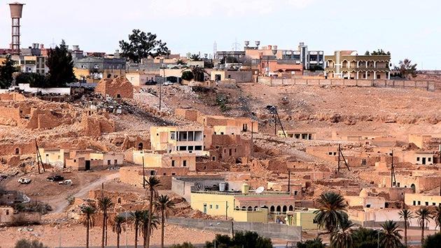 El último bastión del régimen de Gaddafi, al borde de una catástrofe humanitaria