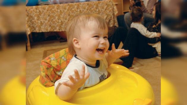Las estadísticas de la adopción de los niños rusos