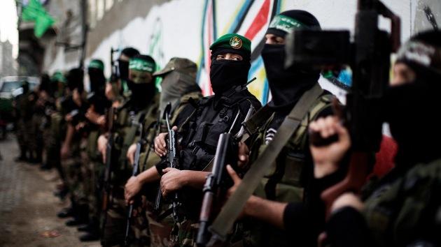 Hamás despliega sus fuerzas en la frontera con Israel