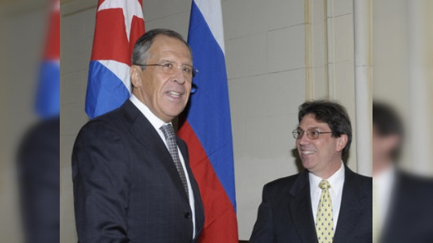 El canciller ruso proclama la reanudación de nexos estratégicos con Cuba
