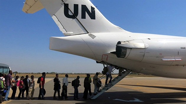 La ONU aprueba el envío de otros 6.000 cascos azules a Sudán del Sur