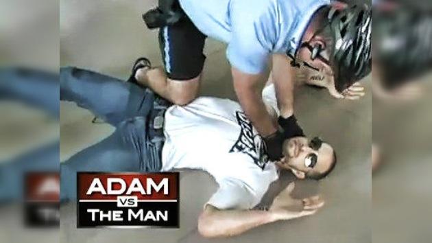 Presentador de RT, detenido en EE. UU.