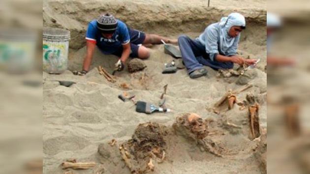 Macabro hallazgo en una región andina de Perú