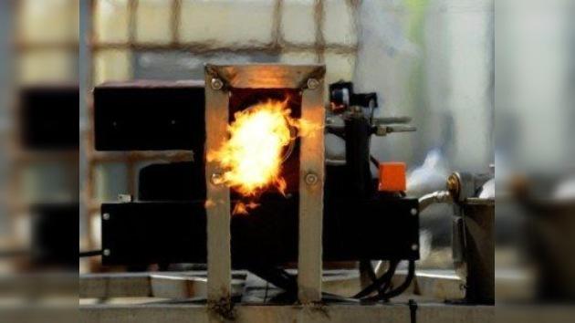 'Petróleo azul', el combustible que absorbe contaminación