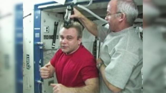 Video desde la Estación Espacial Internacional, parte 4