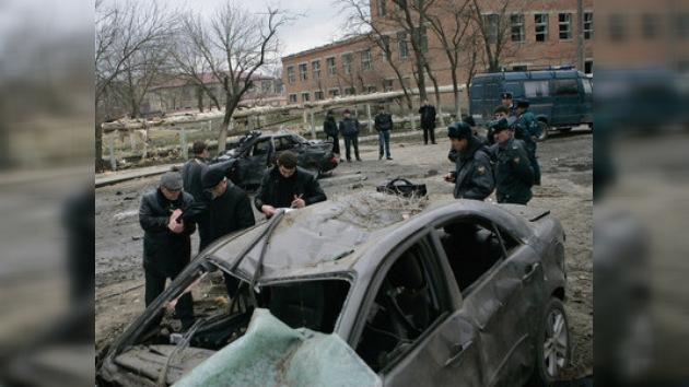 Encuentran un artefacto explosivo el mismo día del atentado en Kizliar