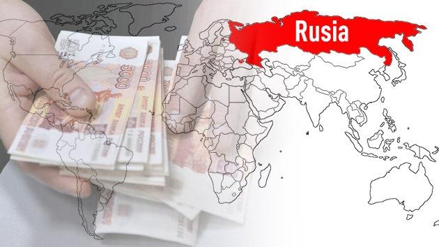 """""""Rusia debe comerciar en rublos con todos sus socios, de Occidente a China"""""""