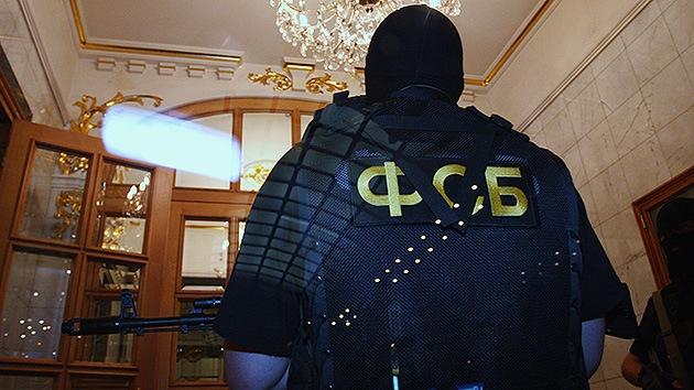 Desmantelan en Rusia una red internacional de tráfico ilegal de armas