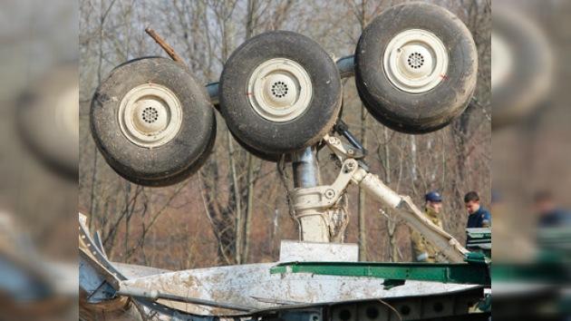 El piloto del avión de Kaczynski rezaba antes de la catástrofe