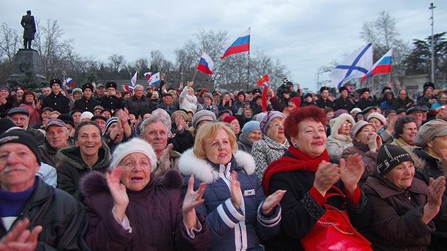 """Exdirector del FSB: """"Occidente ha empujado a Crimea hacia Rusia con sus propias manos"""""""
