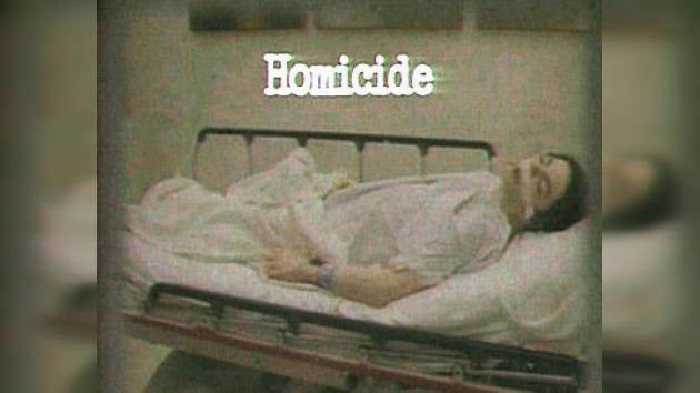 La Fiscalía muestra una foto inédita del cadáver de Michael Jackson