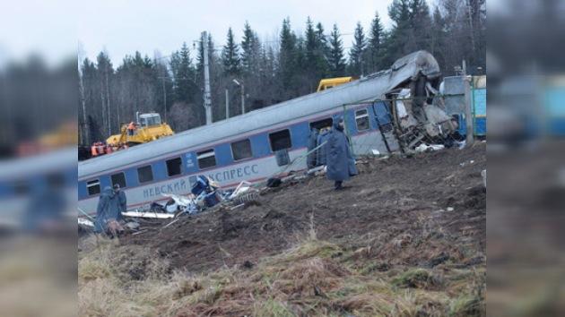 Los detenidos por el atentado contra el Nevsky Express rechazan su culpa
