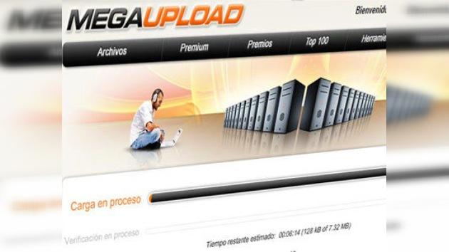 EE. UU. presenta nuevos cargos y pruebas contra Megaupload
